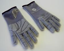 QVC  Heat Resistant Silicone Gloves MEDIUM, EGGPLANT, 572° F Cooking BBQ Smoker