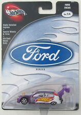 HOT WHEELS 100% FORD SERIES FORD FOCUS #1/4