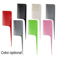 Haarkamm ABS Weaving Highlighting Foiling Haarkamm zum Färben von SchwanzkämDMZ