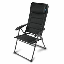 Kampa FT0300 Firenze Comfort Chair - Black