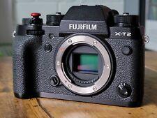 Fujifilm X series X-T2 24.0Mp Digital Slr Camera - Black (Body Only)