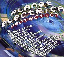 Various - Planet Electrica - Protection #3297 (1999, Cd)
