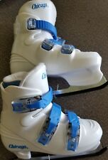 Jcp Chicago Brand ~ Youth Size 12 ~ Blue & White in Color ~ Ice Skates