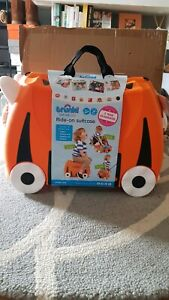 Trunki ride-on suitcase Brand new