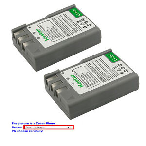Kastar Replacement Battery Pack for Nikon D40 D40x D60 Camera Battery Grip BG-2A