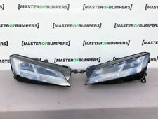 AUDI TT TTS TTRS 8S 2015 -2018 HEADLIGHTS LED MATRIX PAIR 8S0941034B 8S0941035B