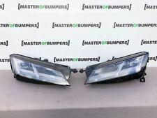 AUDI TT TTS TTRS 8S 2015 -2018 fari LED Matrix COPPIA 8S0941034B 8S0941035B