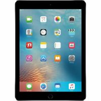 "9.7"" Apple  iPad (2018)  WiFi Only Grey 128GB AU WARRANTY Tablet"