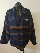 Billabong 90's Men's Fully Lined Button Up Jacket Size Large