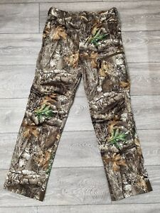 Soundproof Realtree Camouflage Trousers. Fishing,Hunting,Shooting Waterproof