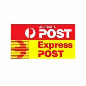EXPRESS POST UPGRADE ON HJWONLINE PRODUCTS $9 Flat rate unlimited amount of item