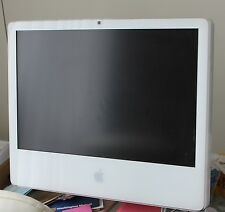 APPLE DESKTOP IMAC 24'' 2.16 1G WHITE WITH RECEIPT EXTRA RAM