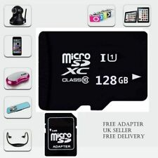 128GB Micro SD Card Class 10 TF Flash Memory SDHC 128 G For Phone Tablet Devices
