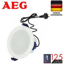 New GermanAEG LED downlight Kit 10w 13w dimmable warm cool white 10X 1X