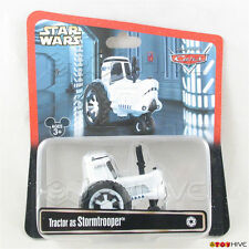 Disney Pixar Cars Tractor as Stormtrooper Star Wars Weekends 2013 limited ed.