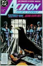 Action Comics Weekly # 607 (Superman, Lanterna Verde, Deadman) (USA, 1988)