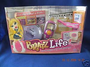 Bratz Life Interactive TV game