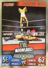 Slam Attax Evolution  #110 Eve Worstelen