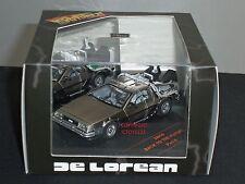 VITESSE 24010 BACK TO THE FUTURE FILM MOVIE PART 2 DIECAST MODEL DELOREAN CAR