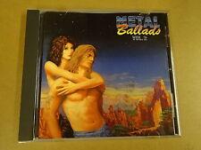 CD / METAL BALLADS - VOL. 3