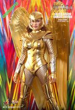 HOT TOYS DC WONDER WOMAN 1984 GOLDEN ARMOR NORMAL MMS577 GAL GADOT 1/6 NEW