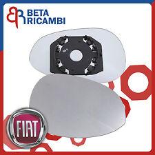 Specchietto destro Fiat Punto / Grande Punto / 500 Piastra vetro lato passeggero