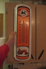A-C ALLIS CHALMERS Milwaukee Wi TRACTOR MFG CO  IMPLEMENT DEALER THERMOMETER