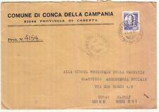 ZZ0707 - SINGOLO ISOLATO CASTELLI BOBINA SU LETTERA 21-09-90