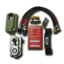 LPG 2-CYLINDER AUTOMATIC CHANGEOVER KIT