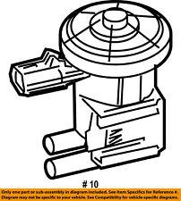CHRYSLER OEM-Vapor Canister Purge Solenoid 4669569