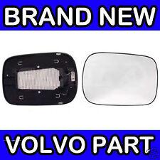 Volvo XC70 (01-06) Electric Door Wing Mirror Glass (Left)