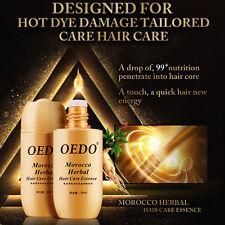 Herbal Ginseng Hair Care Essence Oil Treatment Loss Hair Growth Serum Repair