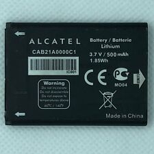 USED Genuine Original Alcatel CAB21A0000C1 Battery GRADE B