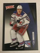 2018-19 Upper Deck Victory Black LIAS ANDERSSON #V-4 Rookie Toronto Fall Expo