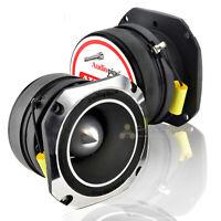 AudioTek USA AT-W460S 600 Watts 8 OHMS Pro Grade Titanium Super Tweeter Home Car