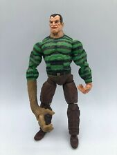 Marvel Legends Classic Series Spiderman Sandman 2004 Toy Biz Action Figure Toy