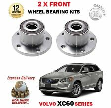 FOR VOLVO XC60 T5 T6 2.0T 3.2 D3 D4 D5 2007-2016 2X FRONT AXLE WHEEL BEARING KIT