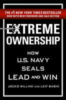 NEW Extreme Ownership By Jocko Willink Paperback Free Shipping
