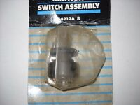 Mercury part# 54212A8 ignition switch assy S/S 54212A9  with 2 keys  New OEM