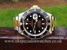 Rolex Submariner Adult Unisex Wristwatches