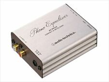 NEW Audio-Technica AT-PEQ3 Phono Preamplifier F/S from japan With Tracking