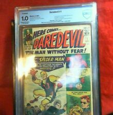 Daredevil #1 First Appearance of Daredevil CBCS