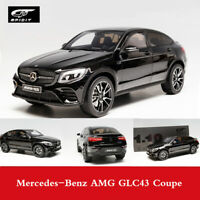 GT Spirit 1:18 Scale Mercedes Benz AMG GLC 43 Coupe Limited Car Model Collection