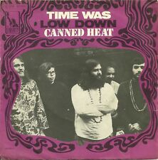 SP CANNED HEAT  time was  1969