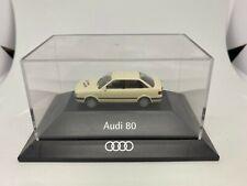 Rietze 1:87 Audi 80 Dealer Edition