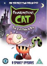 Frankensteins Cat - The Cat From a Kit [DVD][Region 2]