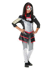 "Katana Deluxe Kids DC Super Heroes Costume,Medium,Age 5-7,HEIGHT 4' 2"" - 4' 6"""