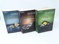 SYLVIA DAY Crossfire 1 - 3   1 Offenbarung  2 Versuchung  3 Erfüllung   3 x Buch