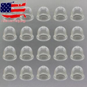 20Pcs Primer Bulb For Echo Trimmer Weedeater SRM 225 230 260 GT 210 225
