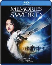MEMORIES OF THE SWORD - BLU RAY - Region Free - Sealed
